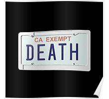 death grips album Poster