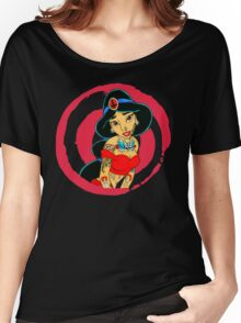 Punk Princesses #2 Women's Relaxed Fit T-Shirt