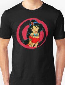Punk Princesses #2 Unisex T-Shirt