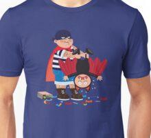 Bahman & Supman Unisex T-Shirt