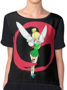 Punk Princesses #3 Chiffon Top