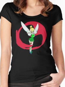 Punk Princesses #3 Women's Fitted Scoop T-Shirt