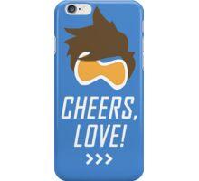 Cheers, Love! iPhone Case/Skin