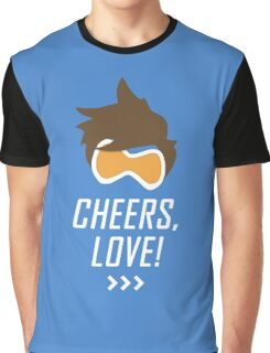 Cheers, Love! Graphic T-Shirt