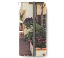 Spanish Villa iPhone Wallet/Case/Skin