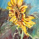 Sunflower by christine purtle