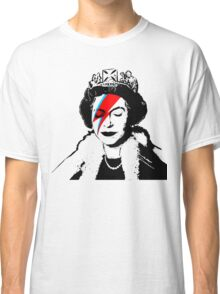 Ziggy Stardust Queen (David Bowie) Classic T-Shirt