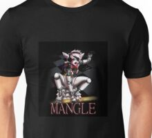 Mangle Fan Art Unisex T-Shirt