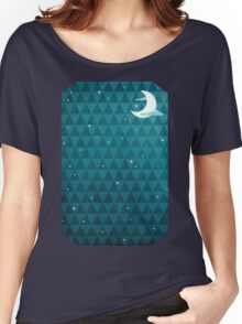 Night Sky Women's Relaxed Fit T-Shirt