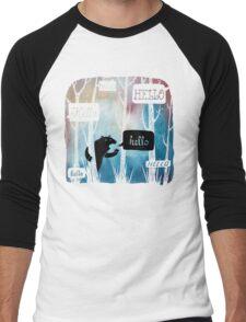 The Echo Men's Baseball ¾ T-Shirt