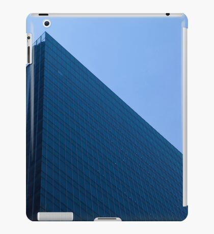 Modern Office Glass Building iPad Case/Skin