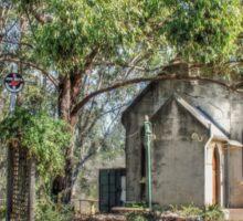 Uniting Church, Luddenham, NSW, Australia Sticker