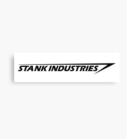 Stank Industries Canvas Print
