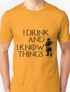 Tyrion Truth Unisex T-Shirt