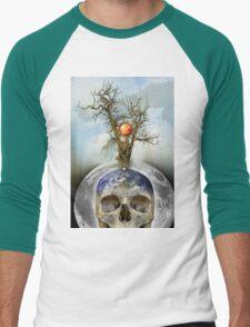 trinity Men's Baseball ¾ T-Shirt