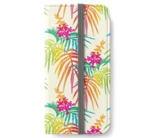 Bright Tropical iPhone Wallet/Case/Skin