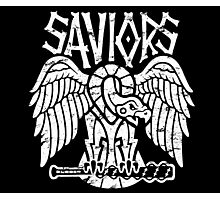 SAVIORS Photographic Print