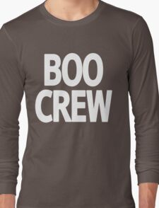 Boo Crew Long Sleeve T-Shirt