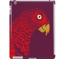 The Red Bird iPad Case/Skin