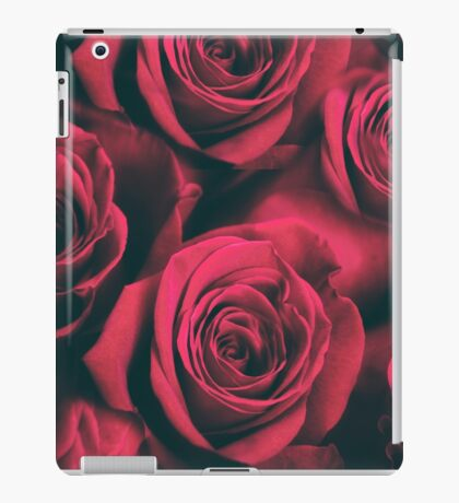 Classic Rose iPad Case/Skin