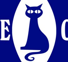 BLUE CAT RECORDS Sticker