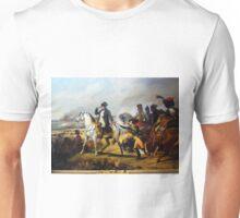 Napoleon's Battle At Wagram - Versailles Unisex T-Shirt