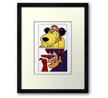 Dastardly & Muttley In Their Flying Machines Cool Stuff Framed Print
