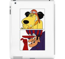 Dastardly & Muttley In Their Flying Machines Cool Stuff iPad Case/Skin