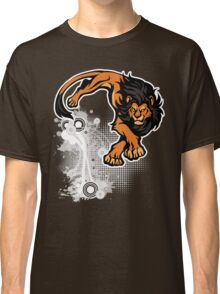 Lion pounce Classic T-Shirt