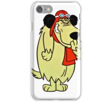 Cool Laughing Muttley  iPhone Case/Skin