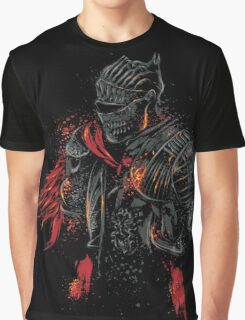 Red Knight Graphic T-Shirt