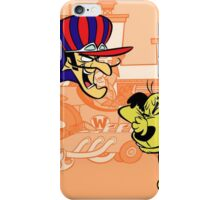 Dastardly & Muttley Funny iPhone Case/Skin