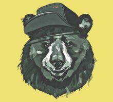 Grizzly Bear Kids Tee