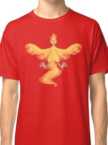 The Flame Pokemon Classic T-Shirt