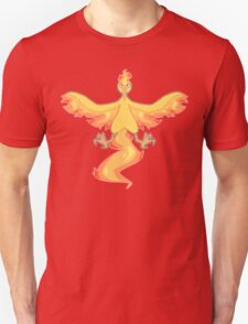 The Flame Pokemon T-Shirt