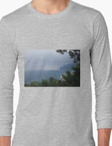 Cinesery x 2016 Spring Edition x Vacation Long Sleeve T-Shirt