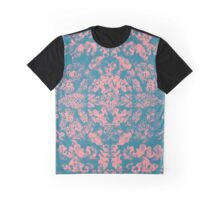 Great Barrier Reef ( pink ) coral pattern Graphic T-Shirt