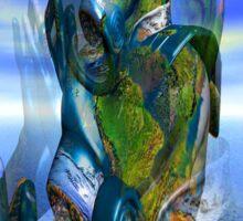 World Pollution Sticker