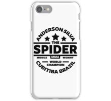 Anderson Silva iPhone Case/Skin