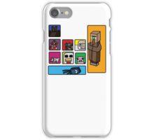 Minecraft Peaceful Mobs iPhone Case/Skin