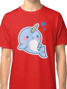 Cute Narwhal Classic T-Shirt