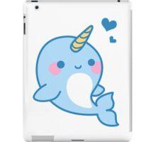 Cute Narwhal iPad Case/Skin