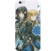 Pandora Hearts - Gil & Vince iPhone Case/Skin