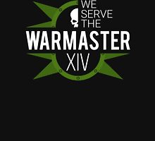 We Serve The Warmaster (XIV) Unisex T-Shirt