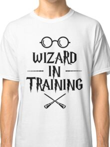 Wizard in training HP Classic T-Shirt