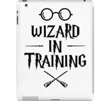 Wizard in training HP iPad Case/Skin