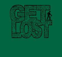 Get Lost Hiking Original Design Unisex T-Shirt