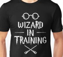Wizard in training HP v2 Unisex T-Shirt