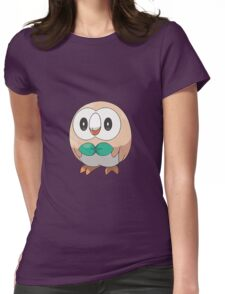 rowlet Womens Fitted T-Shirt