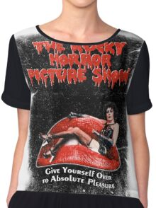 The Rocky Horror Picture Show Chiffon Top